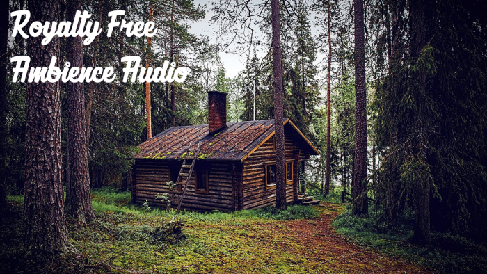 Spiritual Resources: Royalty Free ambience audio