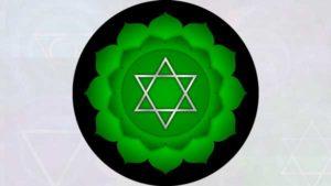 The chakras: Heart Chakra (fourth chakrasana.)