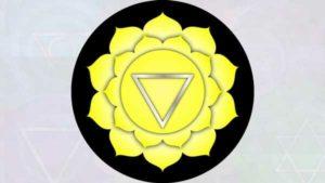The chakras: Solar Plexus Chakra (third chakrasana.)