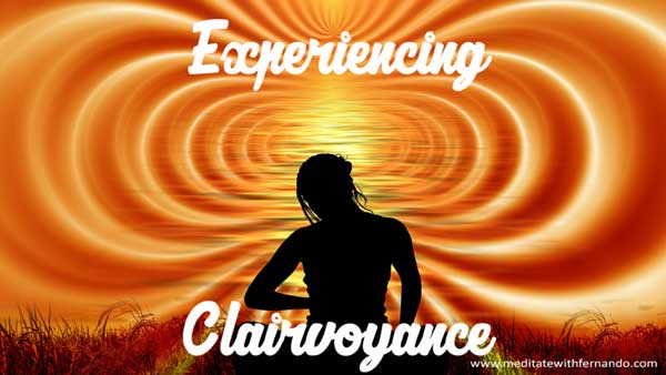 Clairvoyance helps you see.