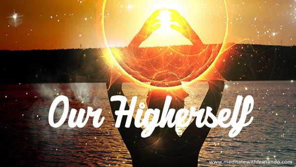 How to connect with your Higherself?