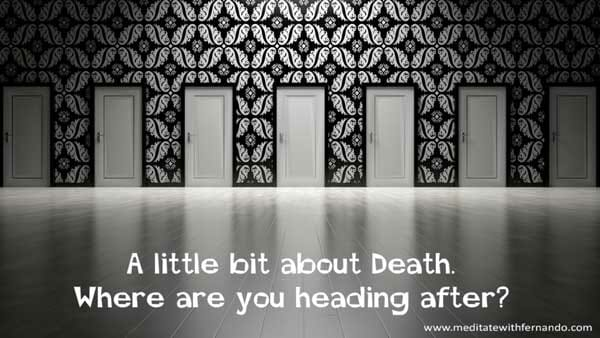 A little bit about Death. What to do next?