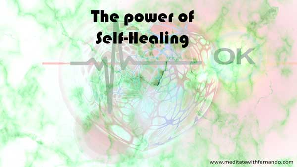 The Power of Self-Healing through visualization. Check out some of these techniques!