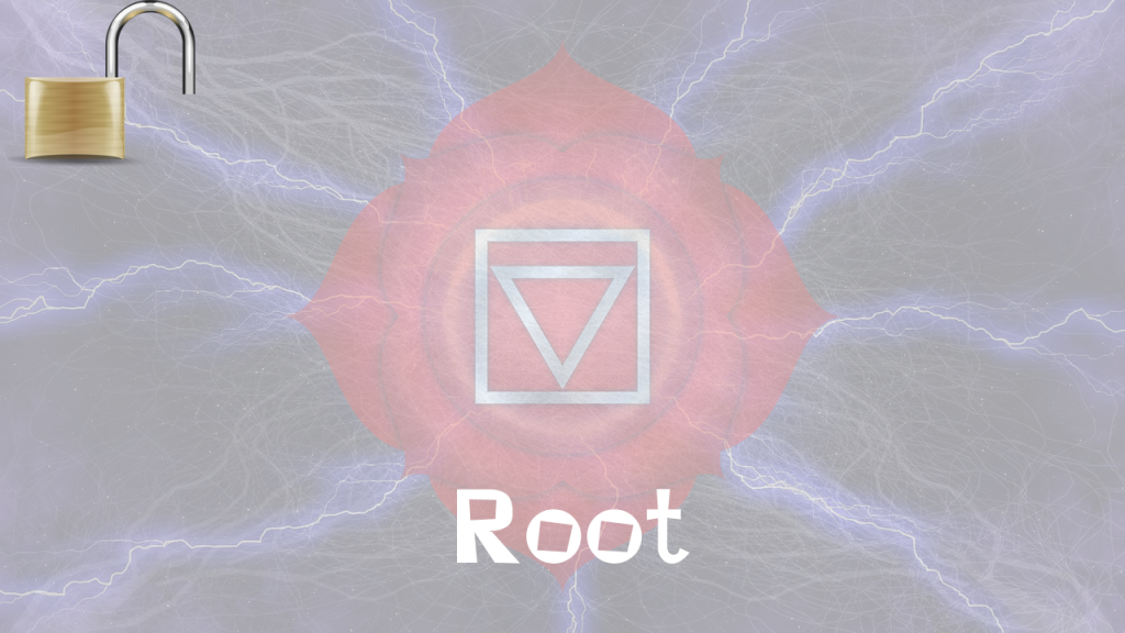 opened root