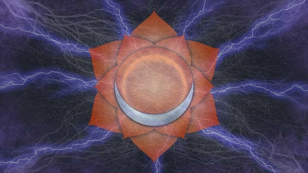 Navel Chakra Activation.
