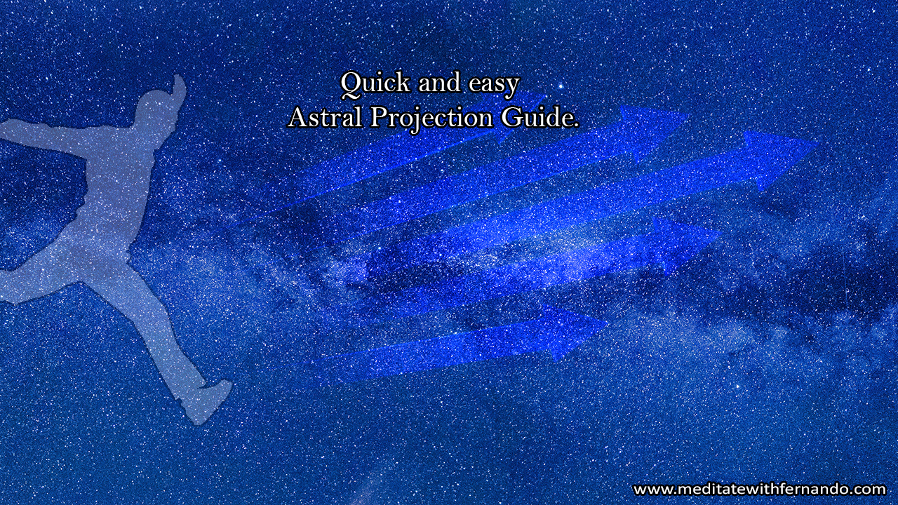 astral projection dark entities