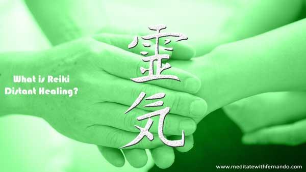 Reiki is Spiritual Healing.