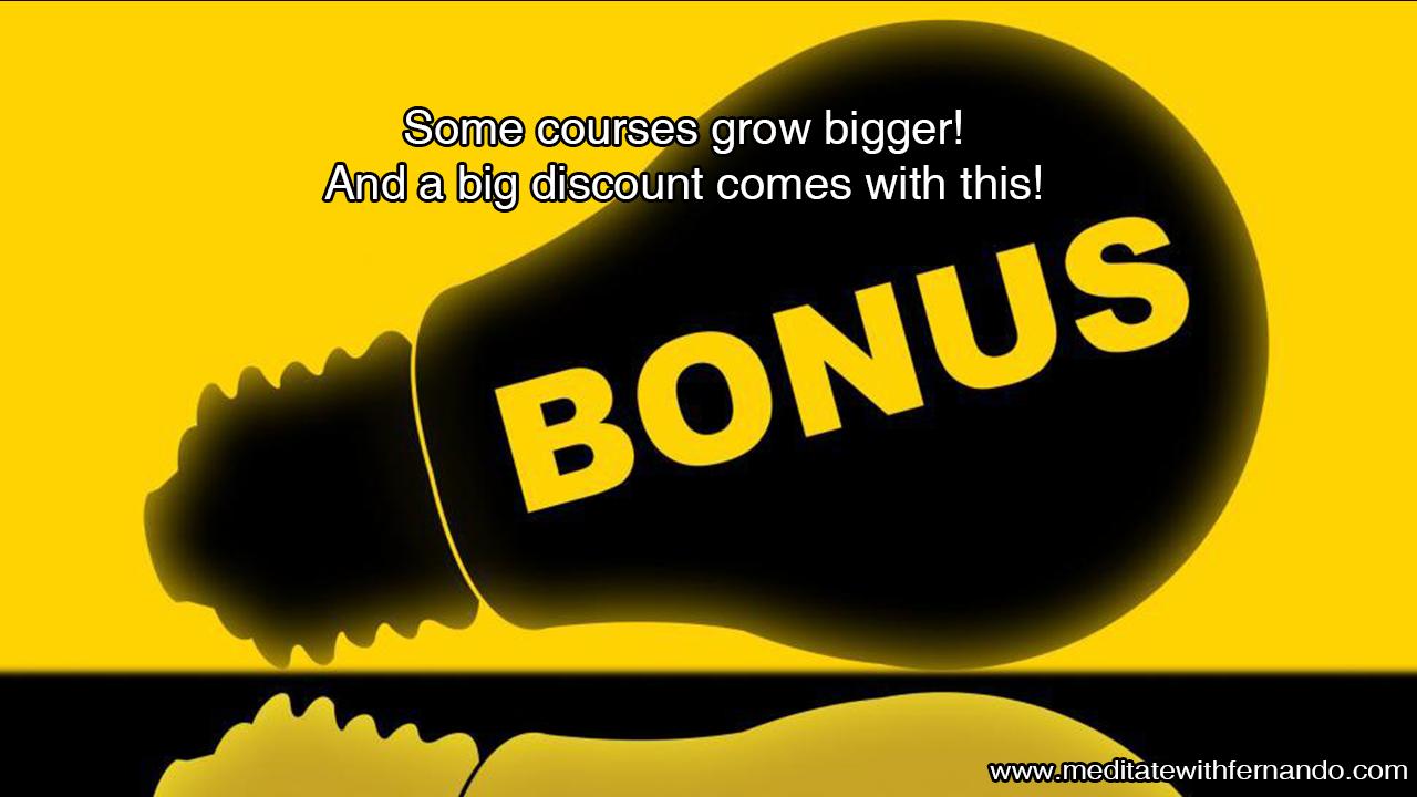 bonus clases