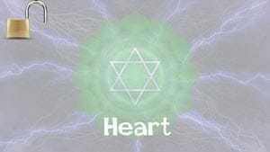 Heart Chakra Activation.