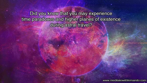 Higher Planes of existence exists where ego death happen.