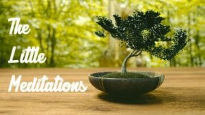 Five minutes meditations that will help you reach mental peace.