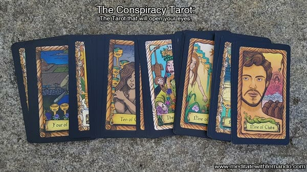 the best tarot deck that is unique and unusual