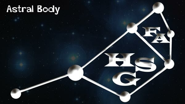 The Astral Body!