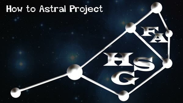 How to Astral Project?