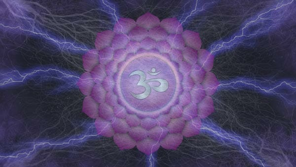 Crown Chakra Activation.