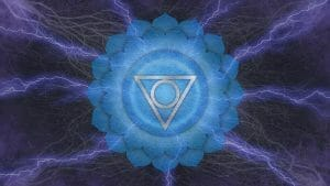 Throat Chakra Activation.
