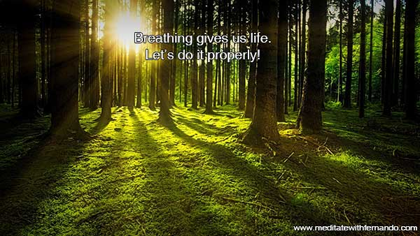 Breathing consciously can shift your life.