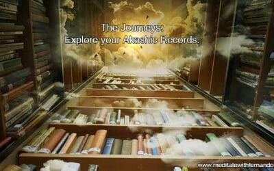 Visit your Akashic Records right now thanks to,  The Journeys!