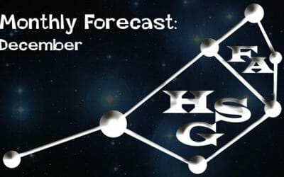 December 2020: General Forecast ready: Your daily dose of light.
