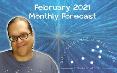 February 2021: General Forecast ready: Your daily dose of light.