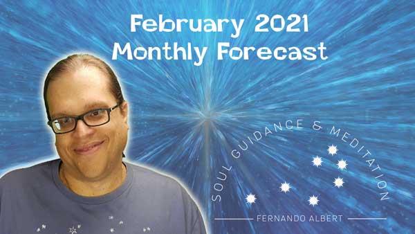 February Forecast 2021
