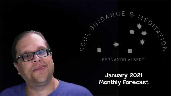 January 2021 Forecast.