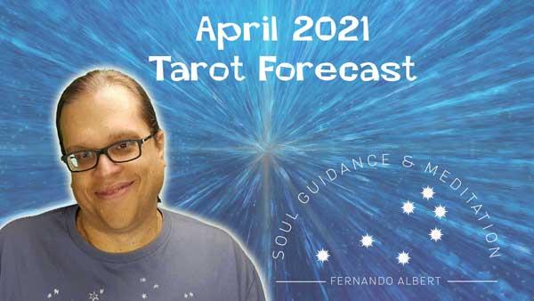 April Forecast 2021