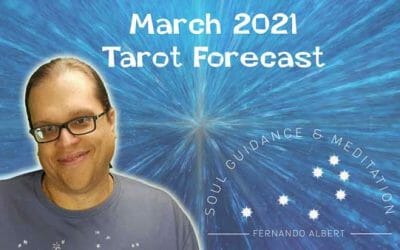 March 2021: General Forecast ready: Your daily dose of light.
