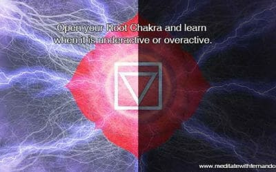 Open the Root Chakra: Understand the energetic state of this chakra.