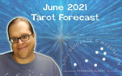 June 2021: General Forecast ready: Your daily dose of light.