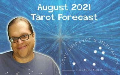 August 2021: General Forecast ready: Your daily dose of light.