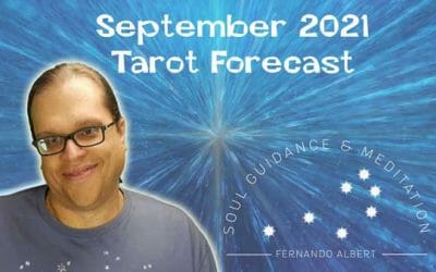 September 2021: General Forecast ready: Your daily dose of light.