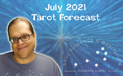 July 2021: General Forecast ready: Your daily dose of light.