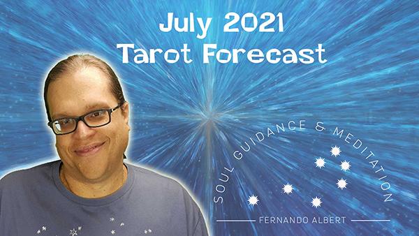 July Forecast 2021