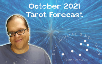 October 2021: General Forecast ready: Your daily dose of light.