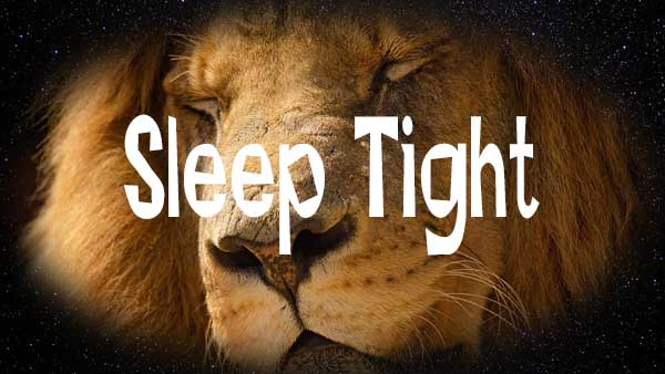 Drift of to Sleep