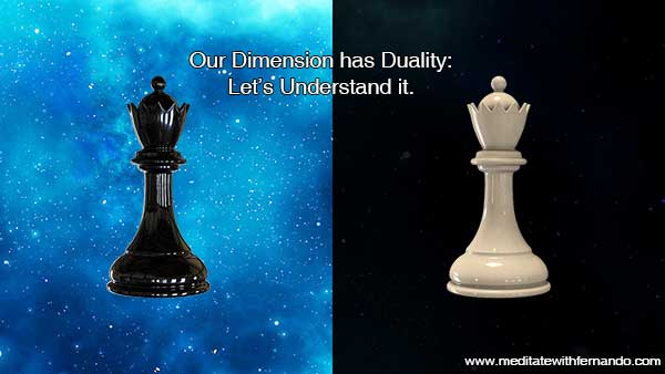 Understand Duality.